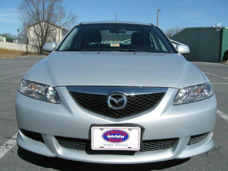 2004 Mazda MAZDA6 for sale at Gasoline Alley Auto Sales in Winchester VA