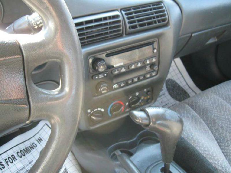 2005 Chevrolet Cavalier for sale at Gasoline Alley Auto Sales in Winchester VA