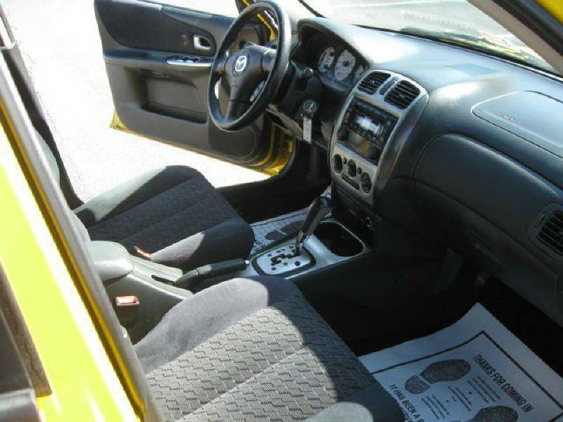 2003 Mazda Protege5 for sale at Gasoline Alley Auto Sales in Winchester VA