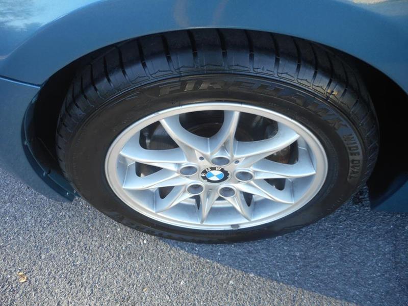 2003 BMW Z4 for sale at Gasoline Alley Auto Sales in Winchester VA