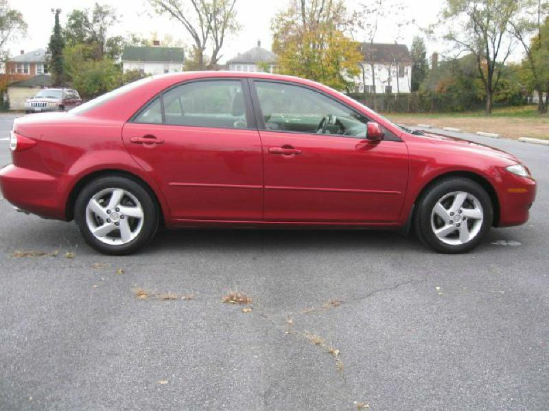 2003 Mazda MAZDA6 for sale at Gasoline Alley Auto Sales in Winchester VA