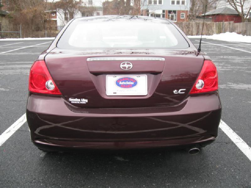 2007 Scion tC for sale at Gasoline Alley Auto Sales in Winchester VA