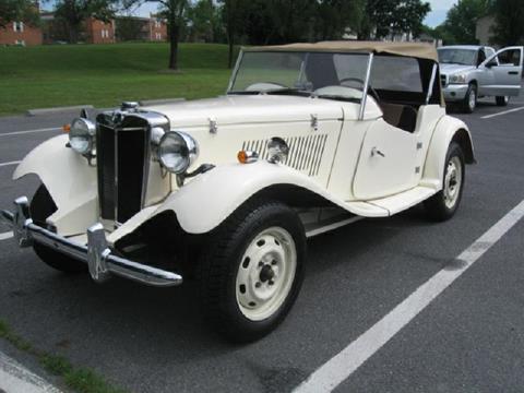 1987 MG CLASSIC