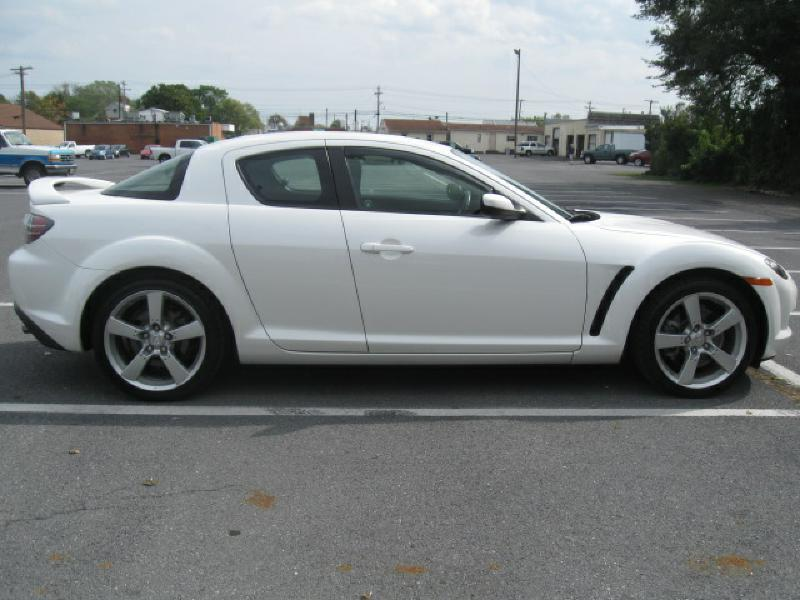 2005 Mazda RX-8 for sale at Gasoline Alley Auto Sales in Winchester VA