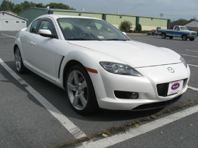 2005 Mazda RX-8 for sale at Gasoline Alley Auto Sales in Winchester VA