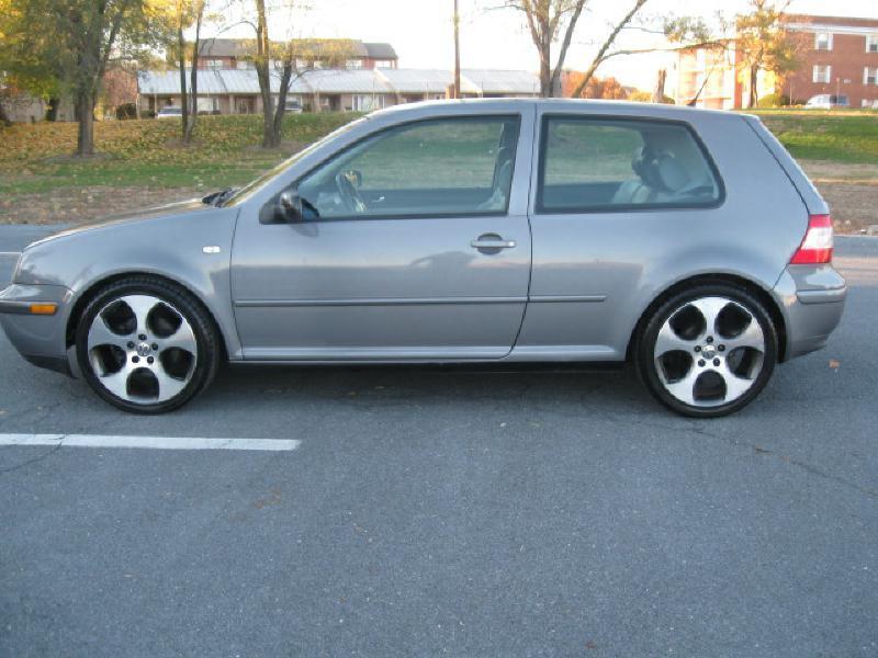 2003 Volkswagen GTI for sale at Gasoline Alley Auto Sales in Winchester VA