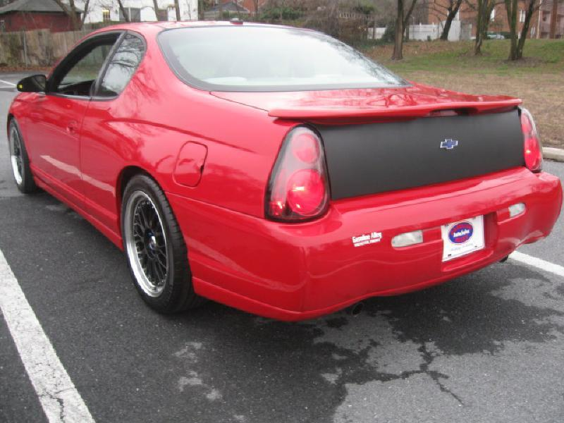 2005 Chevrolet Monte Carlo for sale at Gasoline Alley Auto Sales in Winchester VA