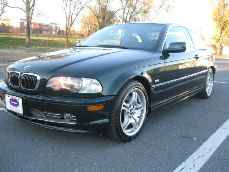 2003 BMW 3 Series for sale at Gasoline Alley Auto Sales in Winchester VA