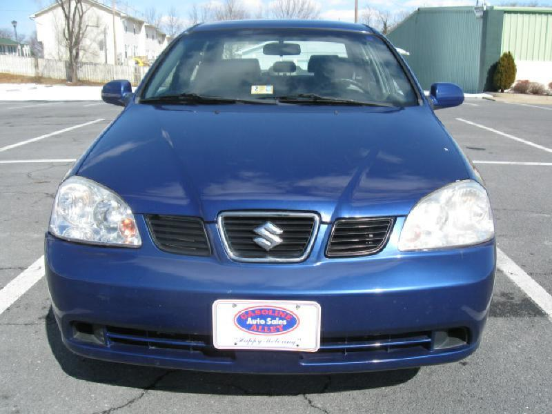 2004 Suzuki Forenza for sale at Gasoline Alley Auto Sales in Winchester VA