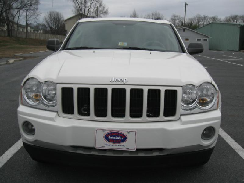 2006 Jeep Grand Cherokee for sale at Gasoline Alley Auto Sales in Winchester VA