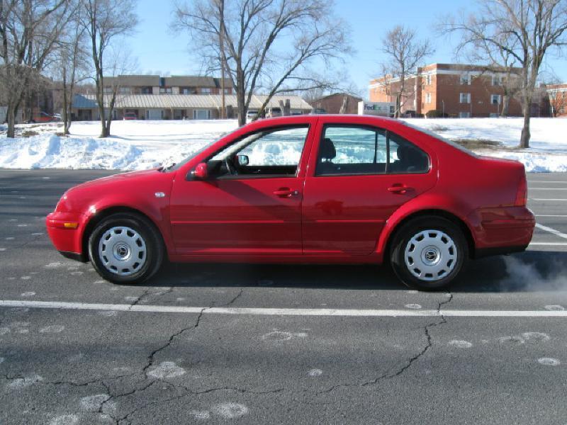 2002 Volkswagen Jetta for sale at Gasoline Alley Auto Sales in Winchester VA