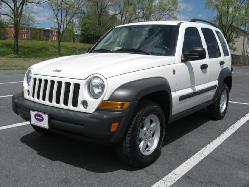 2007 Jeep Liberty for sale at Gasoline Alley Auto Sales in Winchester VA