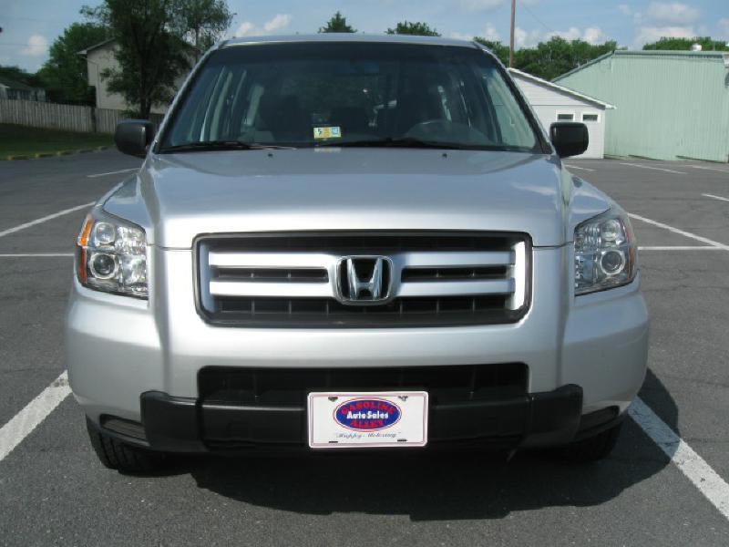 2007 Honda Pilot for sale at Gasoline Alley Auto Sales in Winchester VA