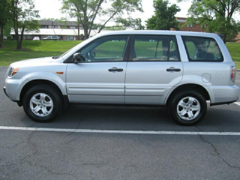 2007 Honda Pilot for sale at Gasoline Alley Auto Sales in Winchester VA