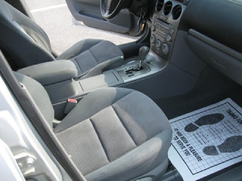 2005 Mazda MAZDA6 for sale at Gasoline Alley Auto Sales in Winchester VA