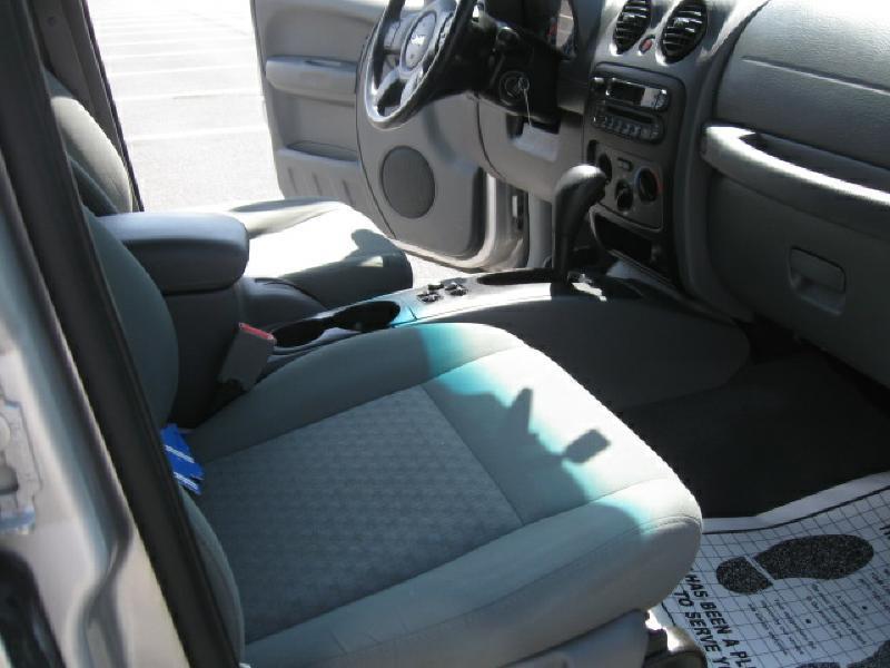 2005 Jeep Liberty for sale at Gasoline Alley Auto Sales in Winchester VA