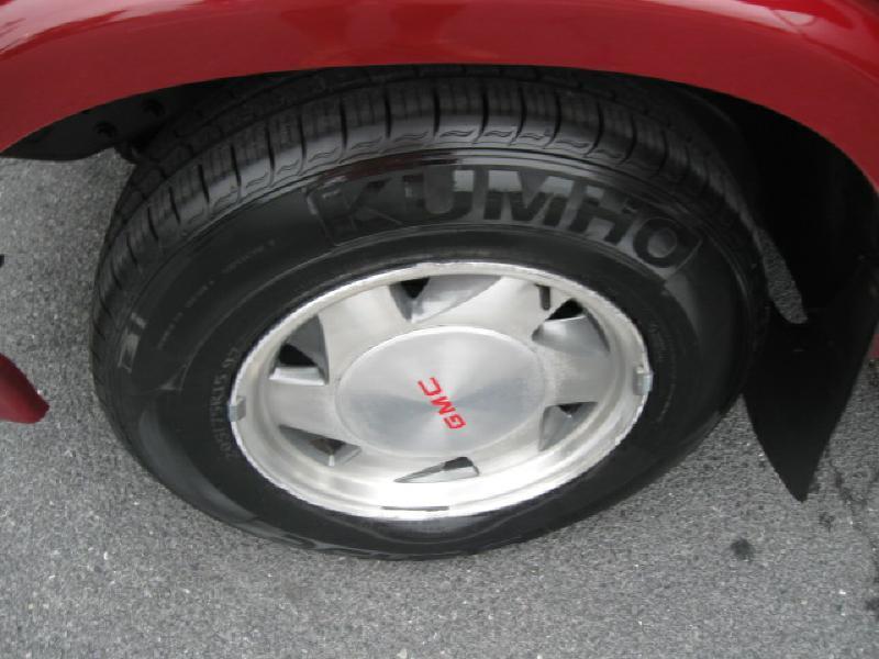 1998 Chevrolet S-10 for sale at Gasoline Alley Auto Sales in Winchester VA