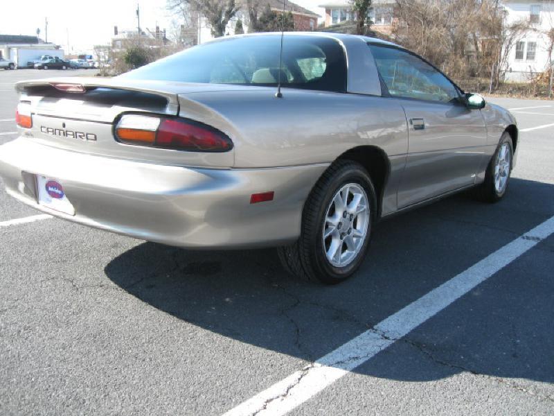 2001 Chevrolet Camaro for sale at Gasoline Alley Auto Sales in Winchester VA