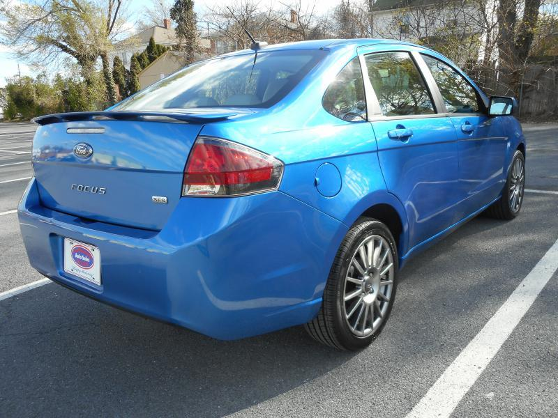 2010 Ford Focus for sale at Gasoline Alley Auto Sales in Winchester VA