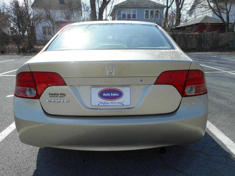 2007 Honda Civic for sale at Gasoline Alley Auto Sales in Winchester VA