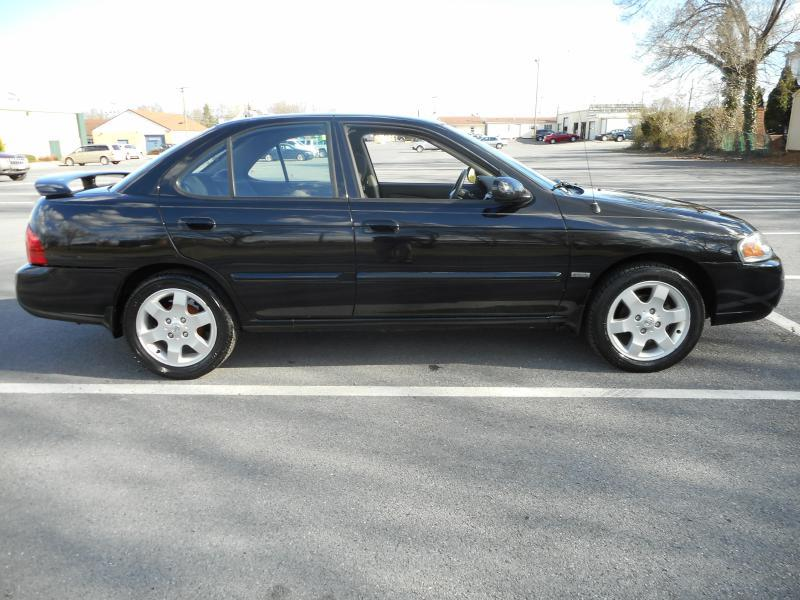2006 Nissan Sentra for sale at Gasoline Alley Auto Sales in Winchester VA