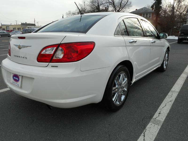 2007 Chrysler Sebring for sale at Gasoline Alley Auto Sales in Winchester VA