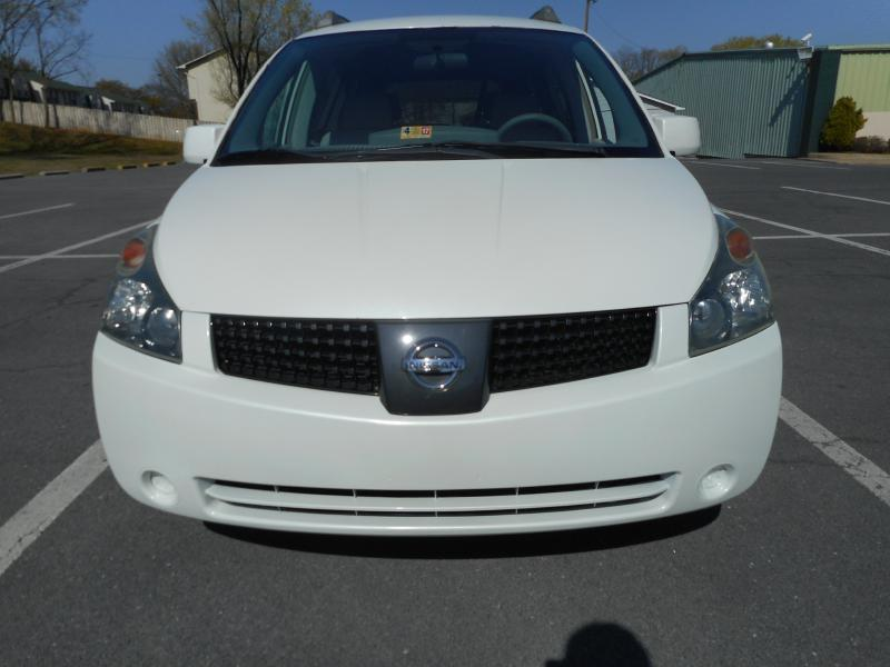 2005 Nissan Quest for sale at Gasoline Alley Auto Sales in Winchester VA