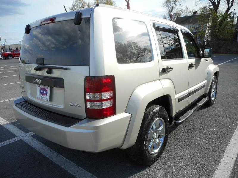 2008 Jeep Liberty for sale at Gasoline Alley Auto Sales in Winchester VA