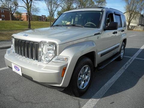 2008 jeep liberty for sale in virginia. Black Bedroom Furniture Sets. Home Design Ideas