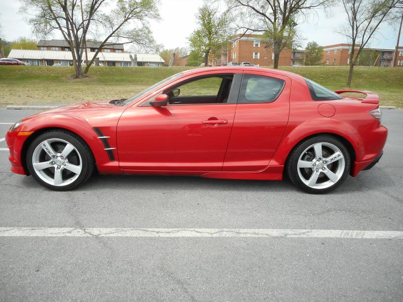 2004 Mazda RX-8 for sale at Gasoline Alley Auto Sales in Winchester VA