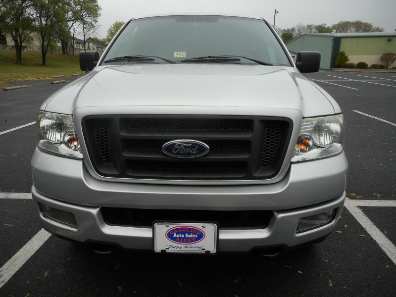 2004 Ford F-150 for sale at Gasoline Alley Auto Sales in Winchester VA