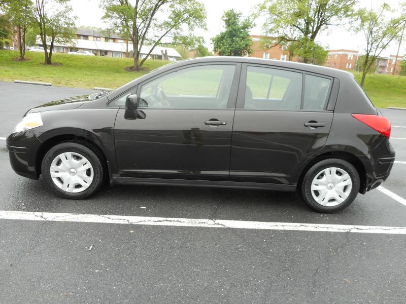 2011 Nissan Versa for sale at Gasoline Alley Auto Sales in Winchester VA