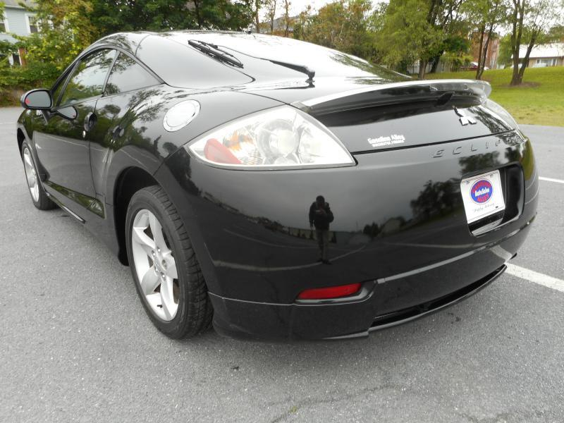 2007 Mitsubishi Eclipse for sale at Gasoline Alley Auto Sales in Winchester VA