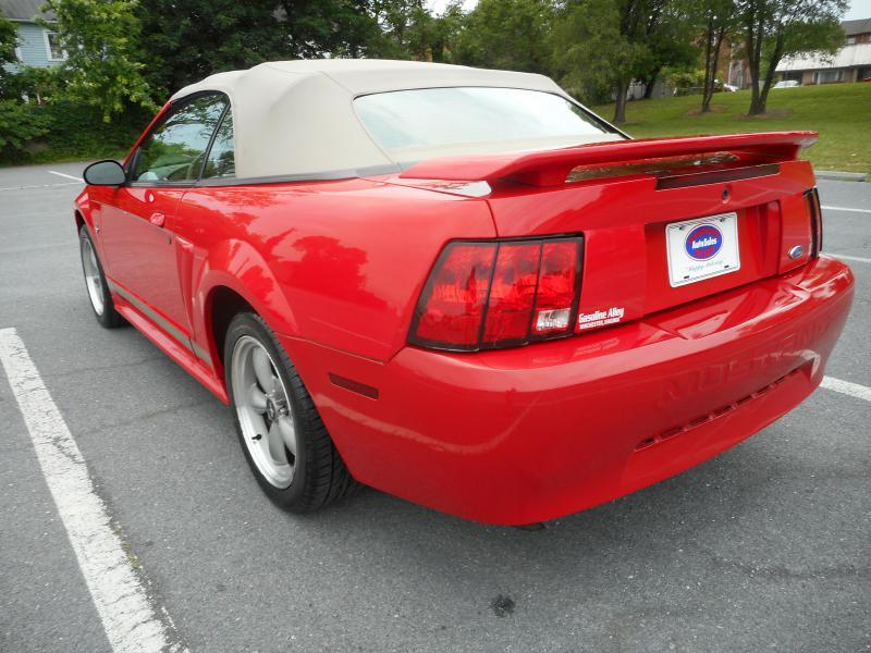 2002 Ford Mustang for sale at Gasoline Alley Auto Sales in Winchester VA