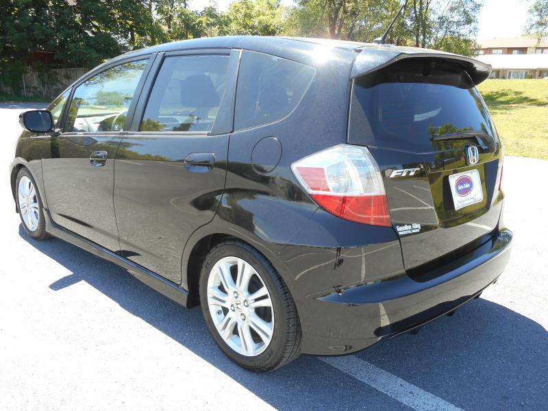 2009 Honda Fit for sale at Gasoline Alley Auto Sales in Winchester VA