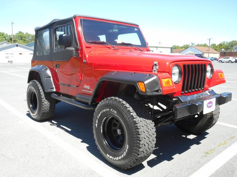 2006 Jeep Wrangler for sale at Gasoline Alley Auto Sales in Winchester VA