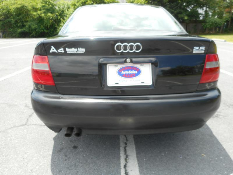 1998 Audi A4 for sale at Gasoline Alley Auto Sales in Winchester VA