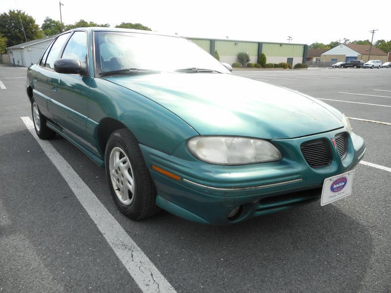 1997 Pontiac Grand Am for sale at Gasoline Alley Auto Sales in Winchester VA