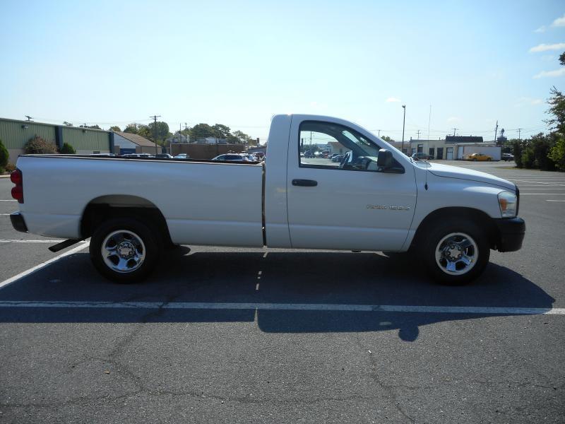 2007 Dodge Ram Pickup 1500 for sale at Gasoline Alley Auto Sales in Winchester VA
