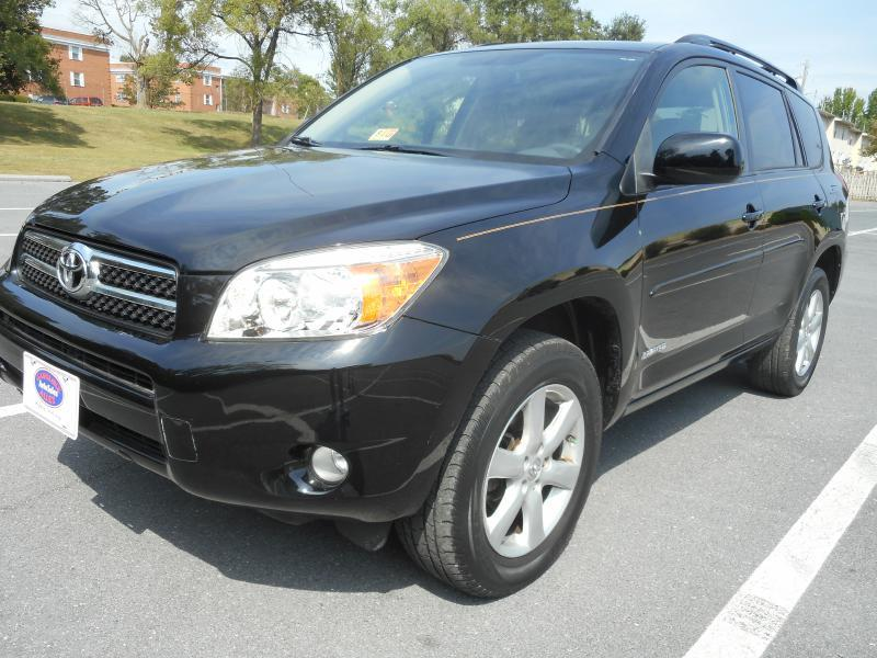2007 Toyota RAV4 for sale at Gasoline Alley Auto Sales in Winchester VA