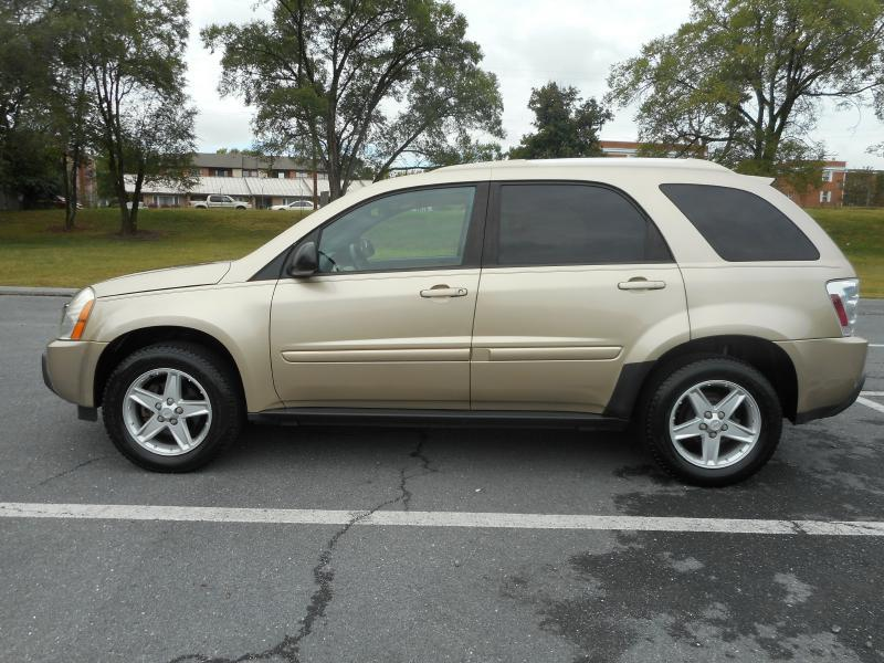 2005 Chevrolet Equinox for sale at Gasoline Alley Auto Sales in Winchester VA