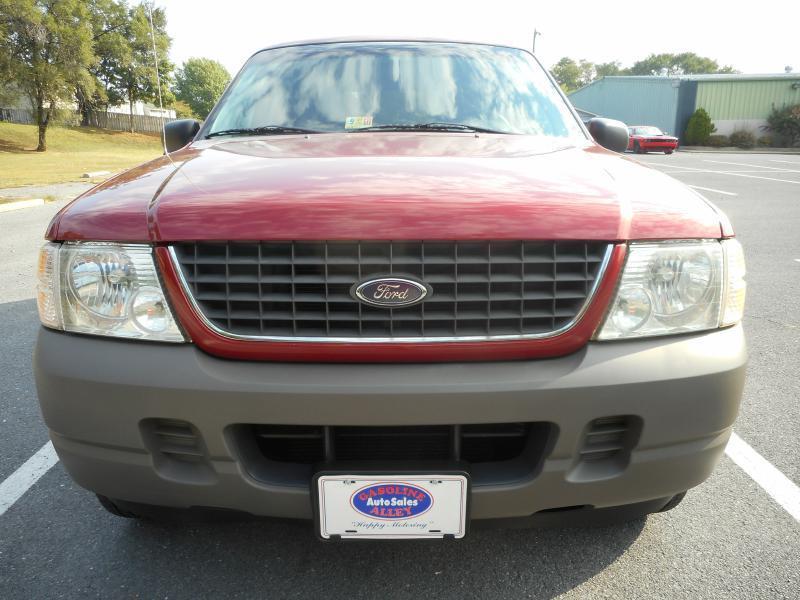 2002 Ford Explorer for sale at Gasoline Alley Auto Sales in Winchester VA