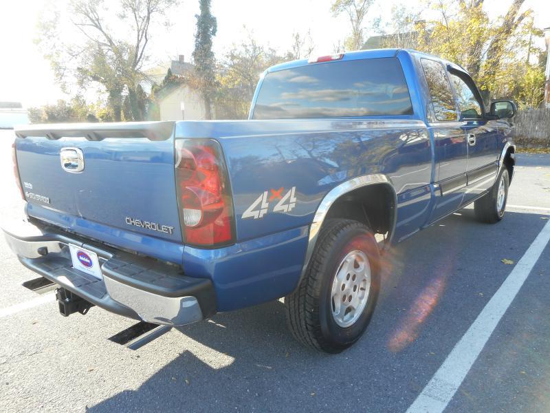 2004 Chevrolet Silverado 1500 for sale at Gasoline Alley Auto Sales in Winchester VA