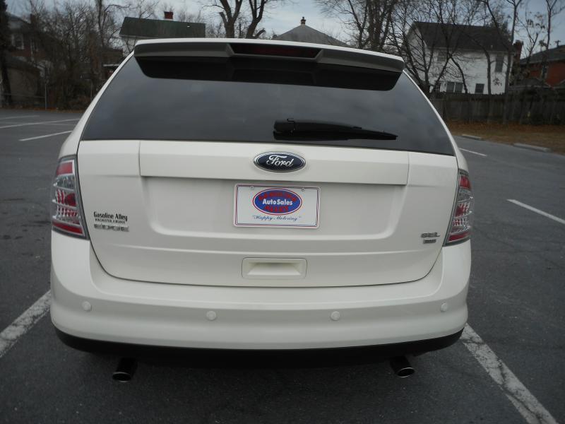 2008 Ford Edge for sale at Gasoline Alley Auto Sales in Winchester VA