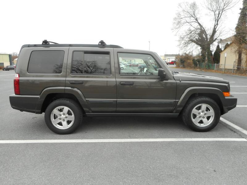 2006 Jeep Commander for sale at Gasoline Alley Auto Sales in Winchester VA