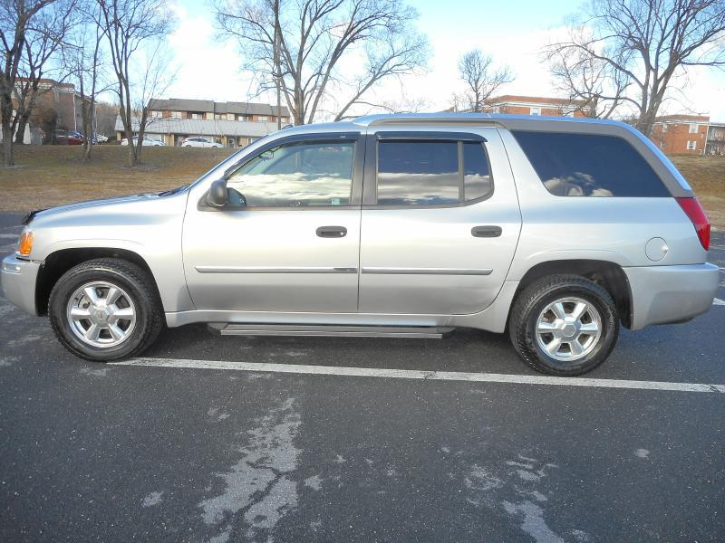 2005 GMC Envoy XUV for sale at Gasoline Alley Auto Sales in Winchester VA