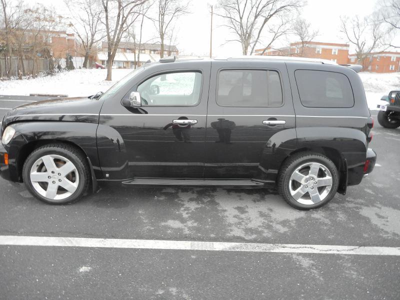 2006 Chevrolet HHR for sale at Gasoline Alley Auto Sales in Winchester VA