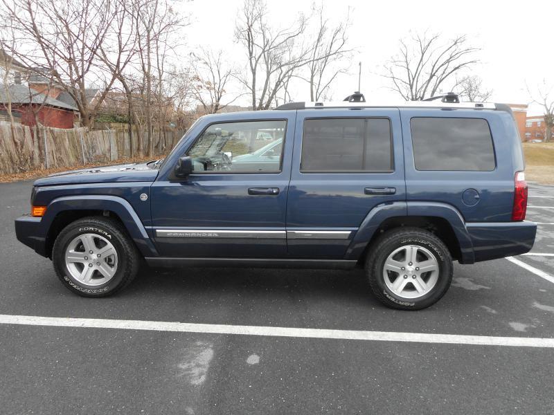2009 Jeep Commander for sale at Gasoline Alley Auto Sales in Winchester VA