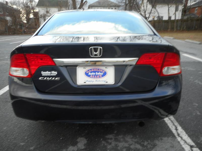 2010 Honda Civic for sale at Gasoline Alley Auto Sales in Winchester VA