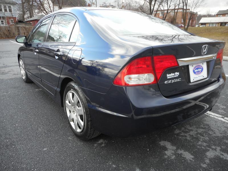 2010 Honda Civic for sale at Gasoline Alley Auto Sales in Winchester VA